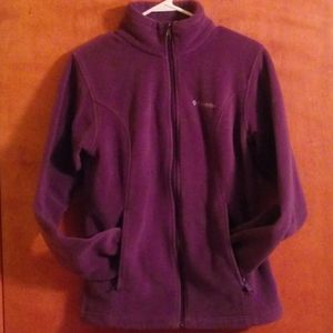 Women's Columbia Zip-Up